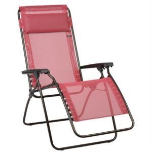 Lafuma R Clip - Fauteuil de relaxation en acier et textilène