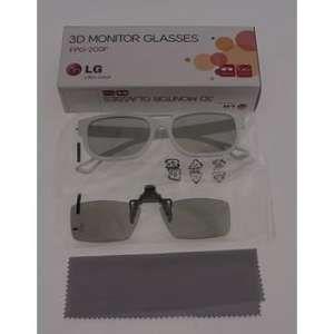 LG FPG200F - Lunettes passives 3D
