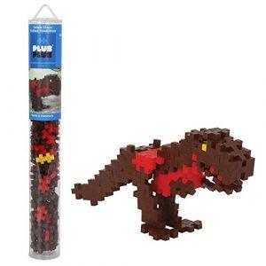 Kontiki Tube Mini 100 Pièces Tyrannosaure Plus Plus
