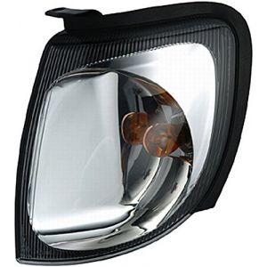 Hella 2BA 964 255-021 Feu clignotant, droite, 12V, Technologie d'illumination, avec porte-lampe
