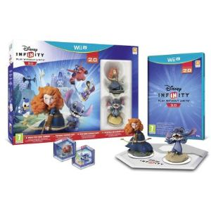 Disney Infinity 2.0 Toy Box Combo [Wii U]