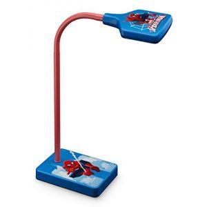 Philips 71770/40/16 - Lampe de bureau LED Spiderman Marvel