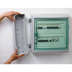 Schneider Electric Coffret électrique 13973 montage en saillie 1 pc(s)