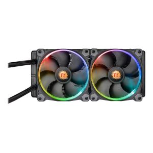 Thermaltake Water 3.0 Riing RGB 240 - Refroidissement liquide RVB 256 couleurs deux ventilateurs 120 mm