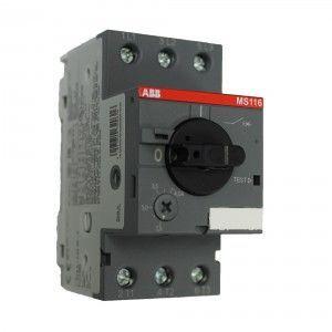 Abb Disjoncteur magnéto-thermique - Ampères - 1,6A à 2,5A