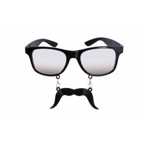 Ptit Clown Lunettes plastique moustache