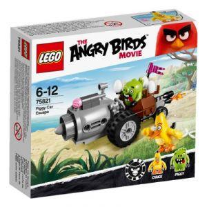 Lego 75821 - The Angry Birds Movie : L'Evasion en Voiture du Cochon