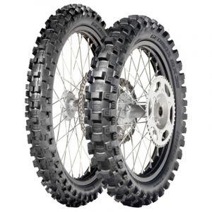Dunlop 80/100-12 41M TT Geomax MX 3S