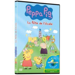 Peppa Pig - Volume 8 : la fête de l'école