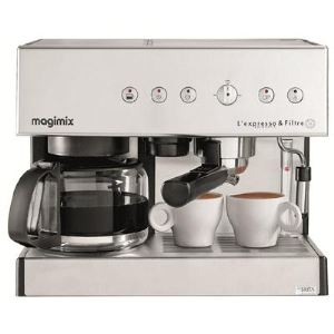 Magimix L'Expresso & Filtre Automatic (2013)