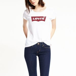 Levi's T-shirt logo THE PERFECT TEE Blanc - Taille XS;L;S;M;XL