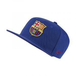 Nike Casquette réglable Pro FC Barcelona pour Enfant plus âgé - Bleu - Taille Einheitsgröße - Unisex
