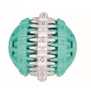 Trixie Balle DENTAfun menthe fraîche, ø 6 cm