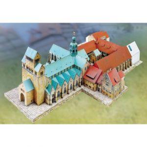 Schreiber-bogen 742 - Maquette en carton Cathédrale Sainte-Marie de Hildesheim
