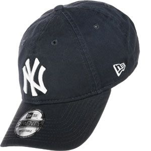 New Era Casquette 9Forty Unstructured NY by baseball cap