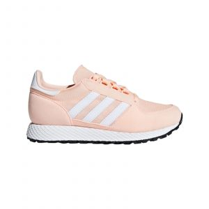 Adidas Originals Forest Grove J - Baskets basses - orange