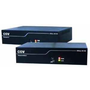 Cgv CPLine AV-HD - Transmetteur vidéo HD sur très grande distance par courant porteur