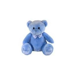 Keel Toys Peluche Ours assis Baby 38 cm
