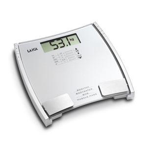Laica PL8032 - Pèse-personne et Impédancemètre électrique