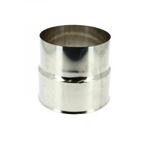 Ten Réduction inox pour tubage flexible O126/110