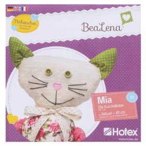 Hotex set de couture bealena chat mia comparer avec for Machine a coudre wooz art