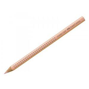 Faber-Castell Crayon couleur JUMBO GRIP,couleur chair claire