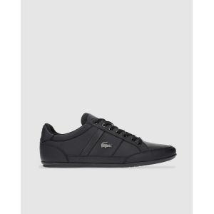 Lacoste Chaussures casual . Modèle Chaymon. Noir - Taille 42,5