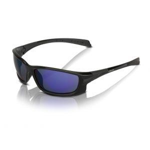 XLC Lunettes de soleil Nassau Noir / Bleu