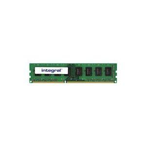Integral IN3T8GNBJMX - Barrette mémoire 8 Go DDR3 1866Mhz DIMM NON-ECC PC3-14900 512x8 CL13