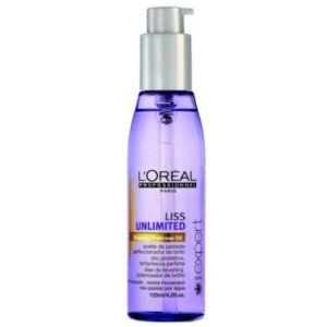 L'Oréal Liss Unlimited - Huile de soin pour cheveux secs
