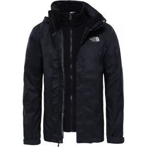The North Face Evolve II Triclimate Jacket - Veste doublée taille S, noir