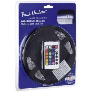 Paul neuhaus Ruban LED (Set complet) avec connecteur mâle 1199-70 230 V 300 cm RVB 1 pc(s)