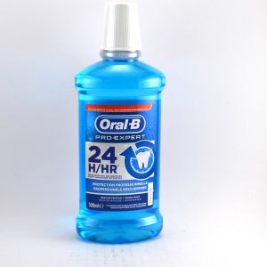 Oral-B Pro-Expert - Bain de bouche protection professionnelle (500 ml)