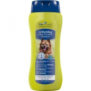 Image de FURminator Shampoing deShedding 490 ml pour chien