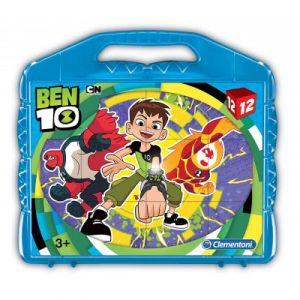 Clementoni Puzzle Cubes - Ben 10