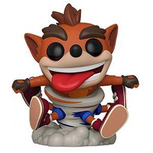 Funko POP! - Games - 532 - Crash Bandicoot - Crash Bandicoot Tornade [Figurine POP]