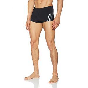 Adidas Streamline - Boxer de Bain - Homme - Noir - FR: 2 (Taille Fabricant: 4)