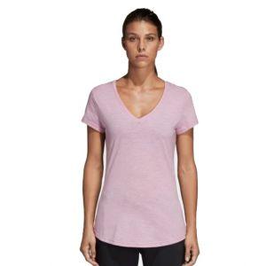 Adidas Women´s ID Winners VT - T-shirt taille S, rose