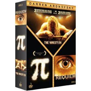 Coffret The Wrestler + PI + Requiem for a dream