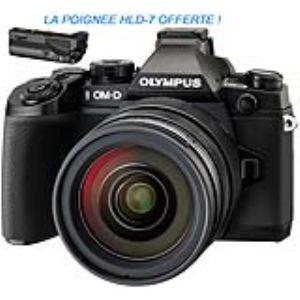 Olympus OM-D E-M1 (avec objectif 12-40mm)
