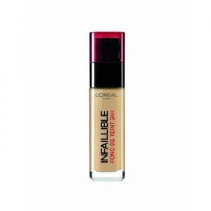 L'Oréal Infaillible - Fond de teint Fluide 140 Beige Doré 30 ml