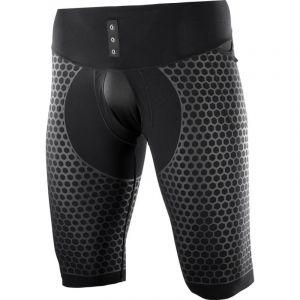Salomon S/Lab Exo - Vêtement course à pied Homme - noir M Pantalons course à pied