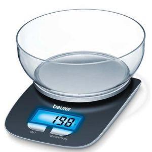 Beurer KS25 - Balance culinaire avec bol de 3kg