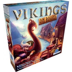 Blue Orange Vikings On Board