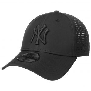 New era Casquette MLB New York Yankees Feather Perf 9Forty Noir