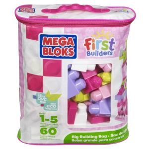 Mega Bloks 08417U First Builders - Sac de blocs médiums