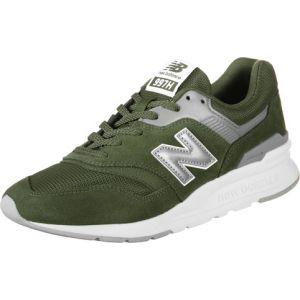 New Balance 997H Core, Les Les Formateurs Homme, Vert (Dark Covert Green/Silver), 41.5 EU