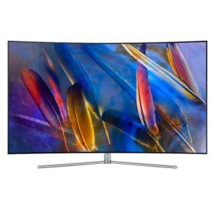 Samsung QE55Q7C - Téléviseur QLED 139 cm 4K UHD incurvé