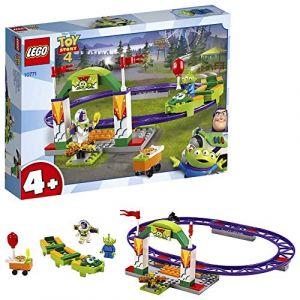 Lego 10771 - Toy Story 4 : Le manège palpitant du Carnaval