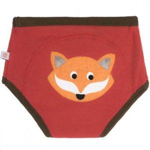 Zoocchini Culotte d'apprentissage Finley le renard (3-4 ans)
